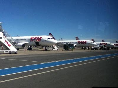 TAM lança quarto voo diário de Uberlândia para Congonhas