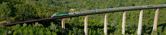 Tudo sobre o trem de passageiros da Vale entre Vitória e Belo Horizonte.