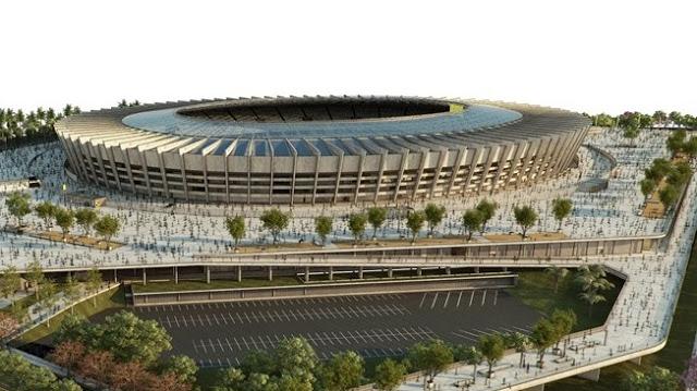 Confins e Pampulha vão receber 60 mil nos dias dos jogos da Copa das Confederações