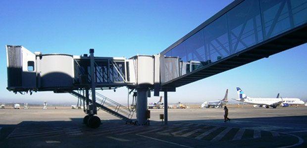Aeroporto de Confins ganha segunda ponte de embarque e desembarque