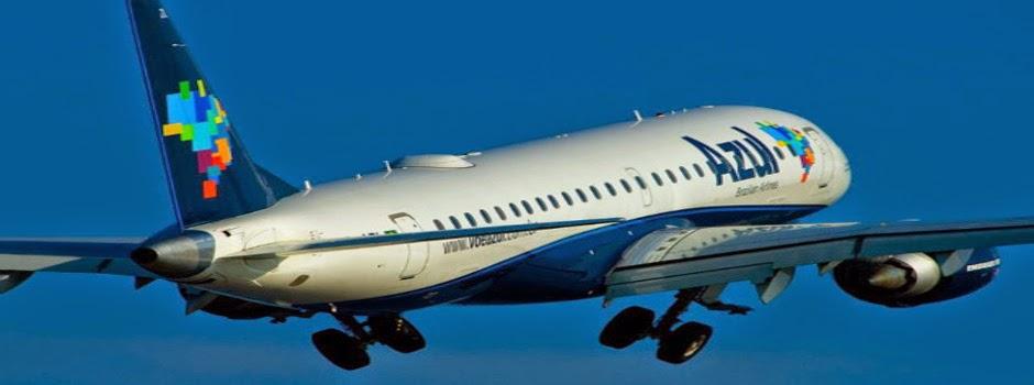 Azul lança oitavo voo do Santos Dumont para Guarulhos com passagens por R$ 65,90