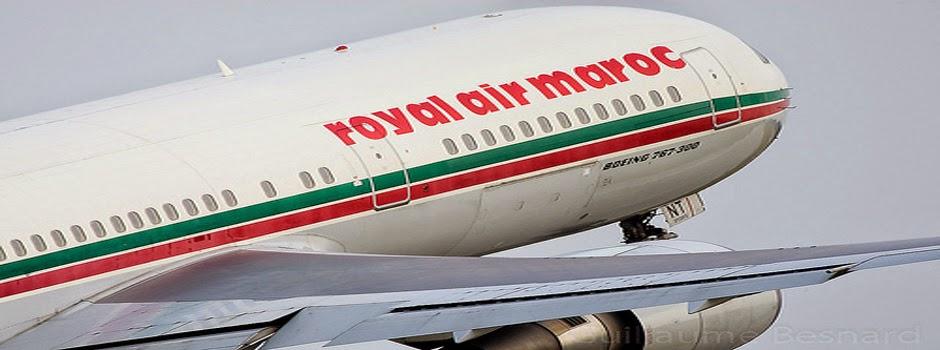 Gol assina acordo interline com a companhia Royal Air Maroc