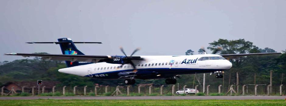 Iniciada a venda das passagens dos voos da Azul em Feira de Santana e Teixeira de Fretas