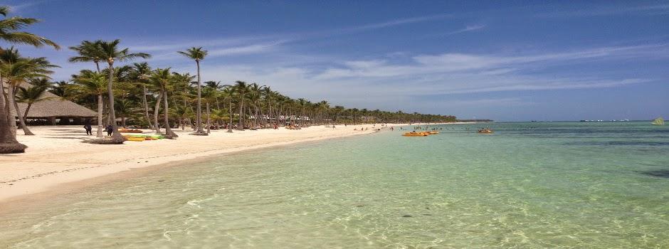 Punta Cana! O paraíso mais perto que você imagina com uma praia maravilhosa e muito conforto