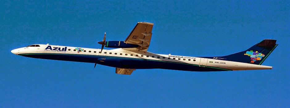 Azul vai transferir voos de Campos e Macaé do Santos Dumont para o Galeão