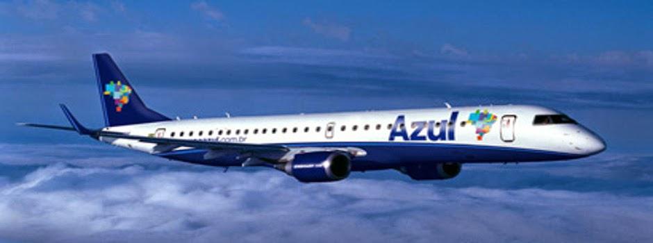 Azul lança voo diário de Minas para Cabo Frio na alta temporada com passagens vendidas por R$ 157