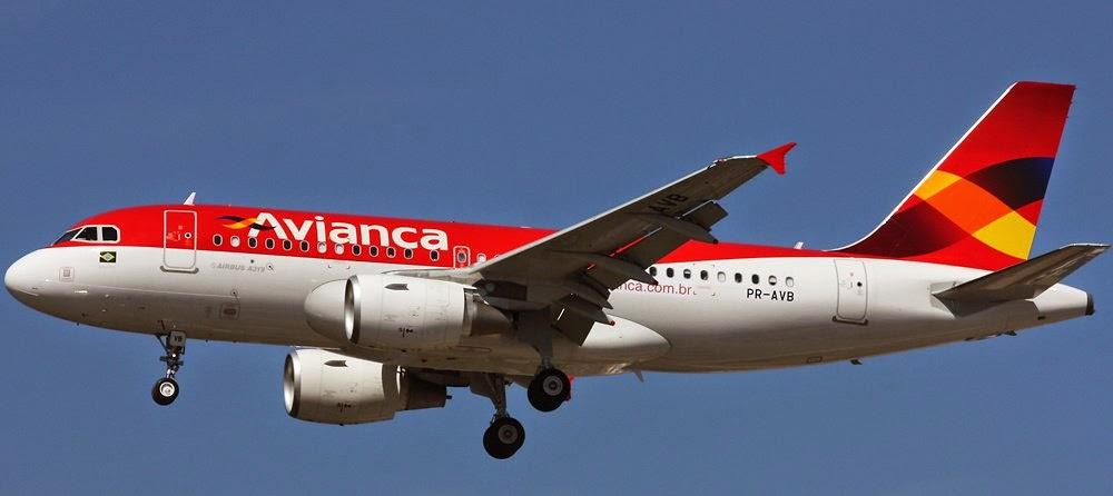Avianca muda planos e decide lançar voo direto de Congonhas para Brasília e Salvador