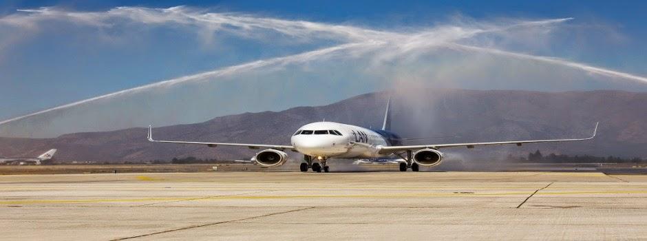 Grupo LATAM Airlines terá 48 novas aeronaves Airbus A-321