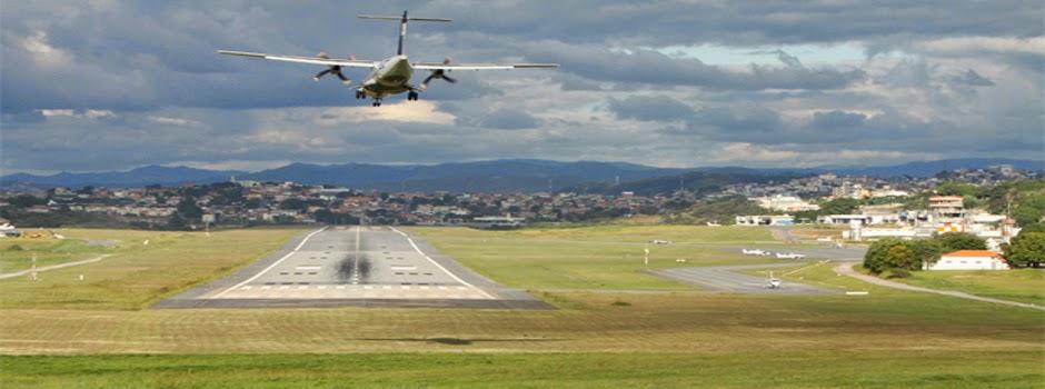 Companhias aéreas querem lançar voos na Pampulha para Brasília e Vitória