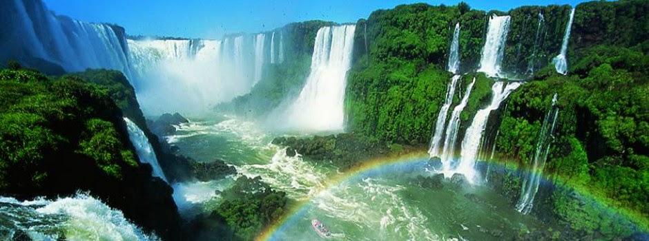 Garanta sua viagem para as Cataratas do Iguaçu com apenas oito mil milhas