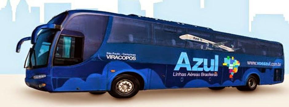 Confira os horários dos ônibus gratuitos da LATAM e Azul em SP no período de redução de voos