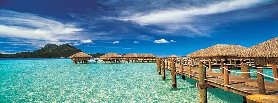 CVC lança roteiros de casamentos dos sonhos no Tahiti
