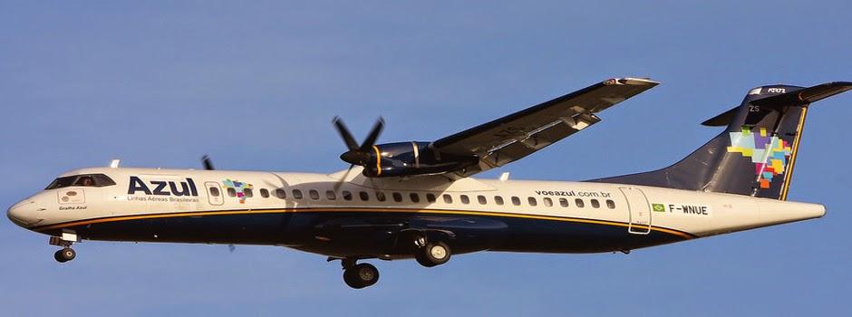 Iniciada a venda das passagens dos voos da Azul do Galeão para Macaé