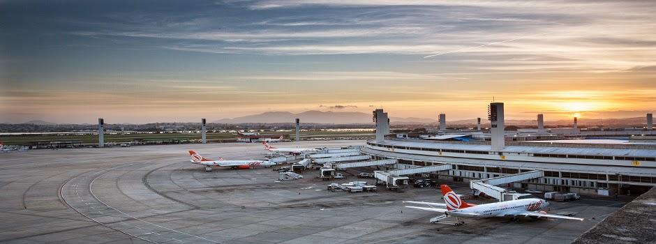 Tarifa de embarque dos aeroportos de Confins e do Galeão será reajustada em 8,9%