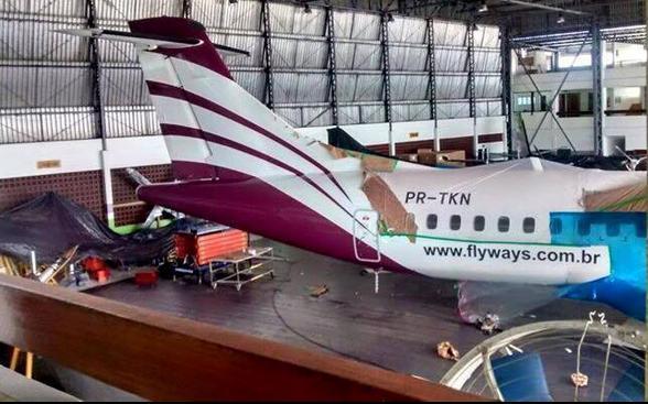 Flyways pretende lançar voos da Pampulha para o Galeão com parada em Juiz de Fora