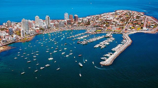 TAM vende por R$ 573 o trecho as passagens do novo voo para Punta del Este