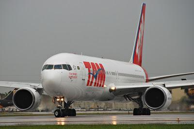 TAM decide acabar com os voos diretos do Rio de Janeiro para Campinas