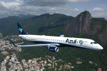 Iniciada a venda as passagens dos voos diretos da Azul para Punta del Este