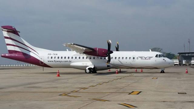 Passageiros com até 21 anos terão desconto de 30% nos voos da Flyways