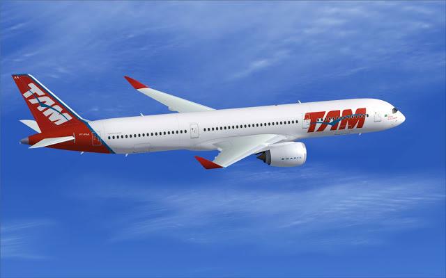 Extra! TAM começa a vender as passagens para o primeiro voo do A350-XWB
