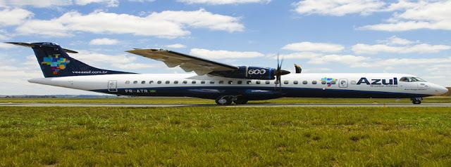 Azul vai acabar com os voos para Guarulhos partindo de Uberlândia, Ribeirão Preto, Navegantes e Joinville