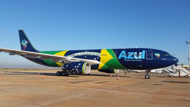 Azul anuncia novos voos em Recife e oferece passagens a partir de R$ 189