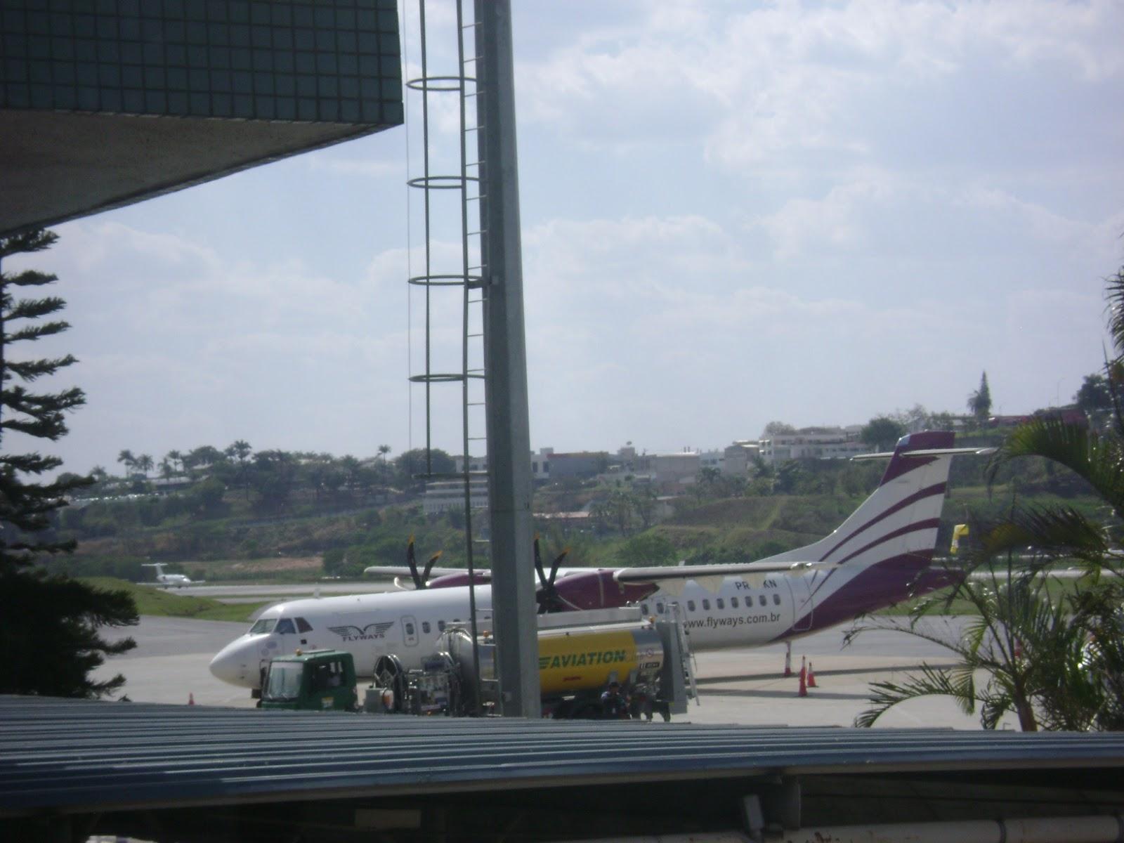Avião Flyways