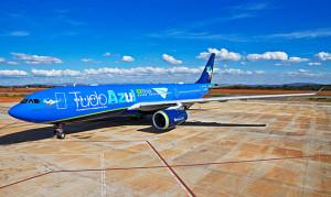 Aviao TudoAzul