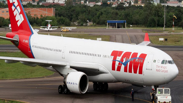 Megapromo da TAM oferece passagens a partir de R$ 63 o trecho
