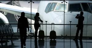 Saguão aeroporto