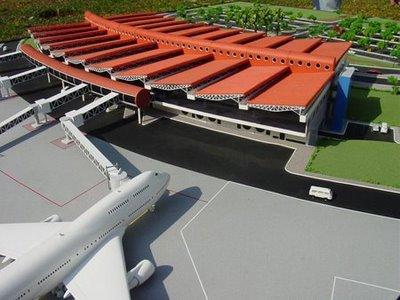 Novo terminal de passageiros do Aeroporto de Goiânia começa a funcionar no sábado. Veja o mapa de acesso