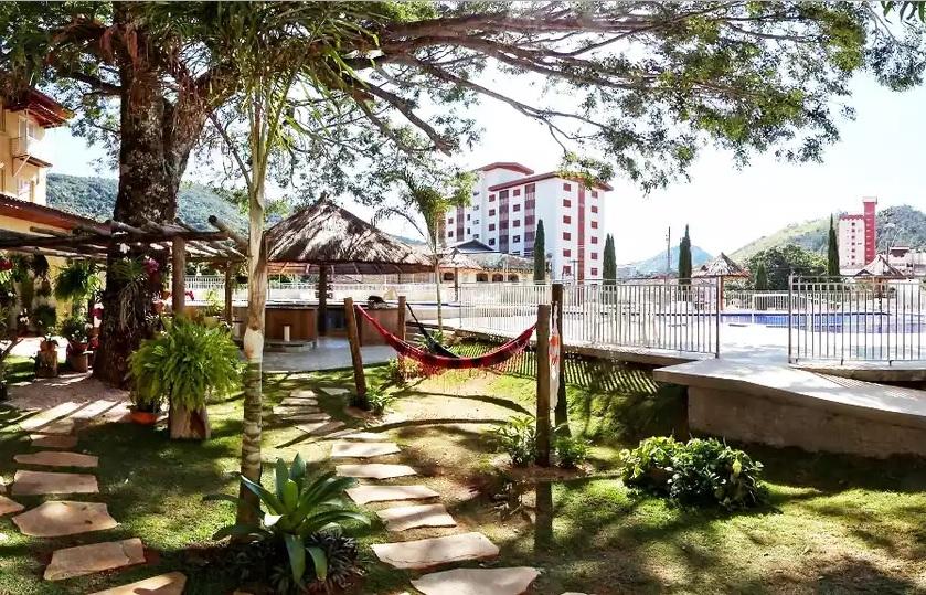 Águas de Lindóia - R$ 575 Hotel Montovani