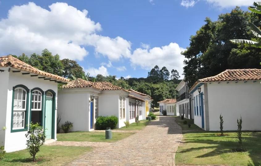 Ouro Preto: Ville Real Hotel