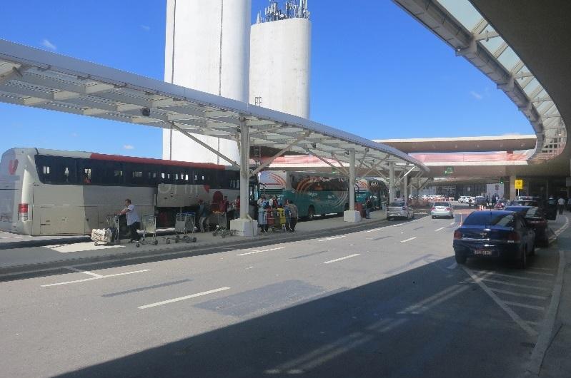 confins - Transporte