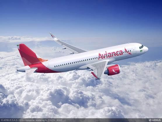 Avianca Brasil terá 62 aeronaves Airbus A320neo