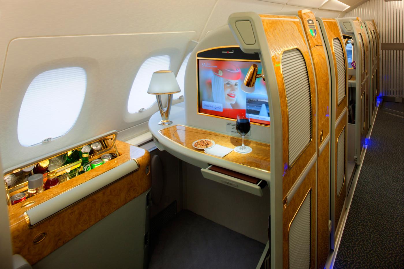 Emirates é eleita a melhor companhia aérea do mundo