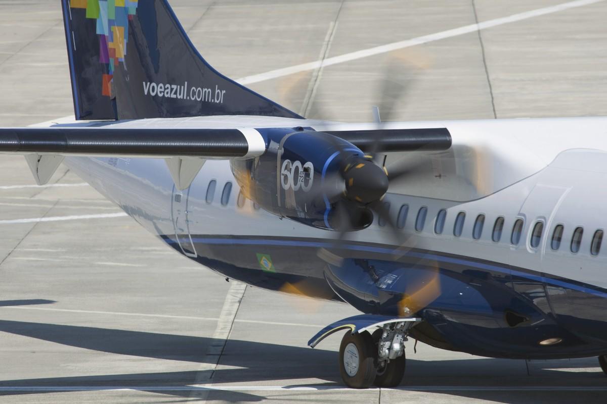 Passagens por R$ 119,90 o trecho nos voos inéditos da Azul de Ponta Grossa para Campinas