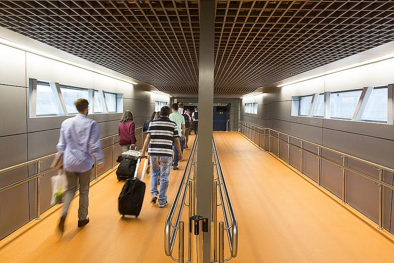 Confira como ficou o novo terminal do Aeroporto de Confins