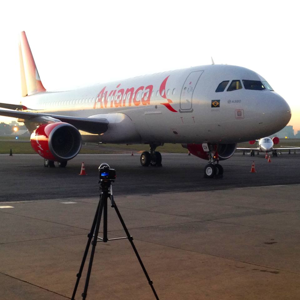 Passageiros da Avianca terão wraps quentes na ponte aérea