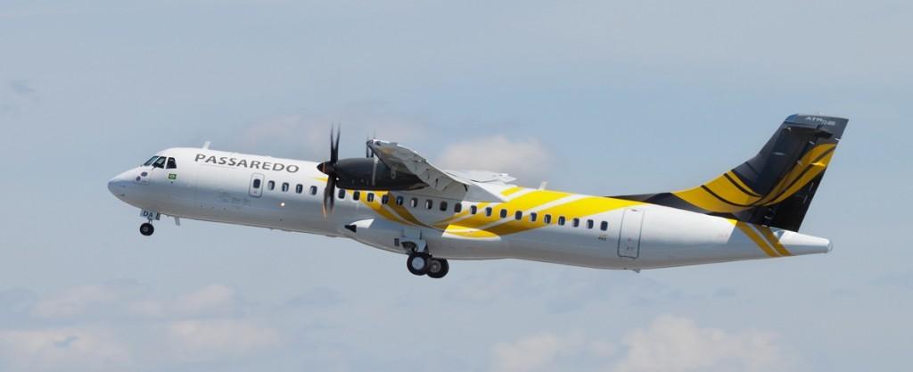 Passaredo pretende lançar mais seis destinos em 2017