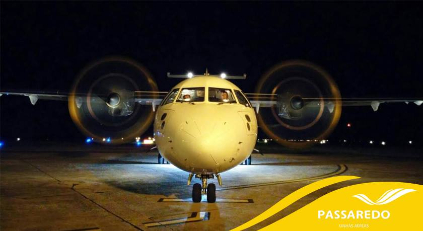 Extra! Passaredo transfere voos do Galeão para o Aeroporto Santos Dumont