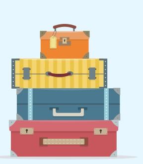Passagens mais baratas para quem não despachar bagagem nos voos da Gol