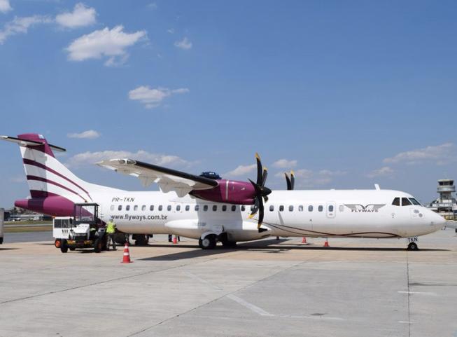 Aeroporto da Pampulha registra queda de 77% no número passageiros