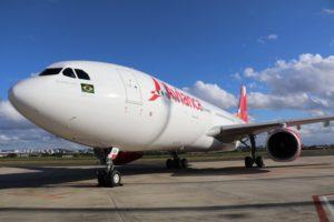 Segundo Airbus A330 da Avianca Brasil será usado no mercado doméstico