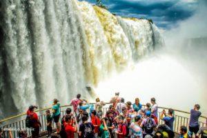 Cataratas do Iguaçu registra crescimento de 14% no número de turistas
