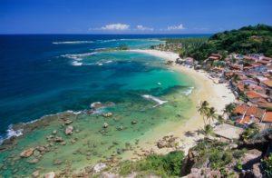 Turista terá pagar taxa de até R$ 20 para entrar na ilha de Morro de São Paulo