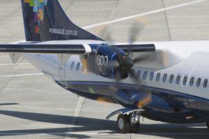 Azul vende 10 modelos de aviões ATRs para companhia irlandesa