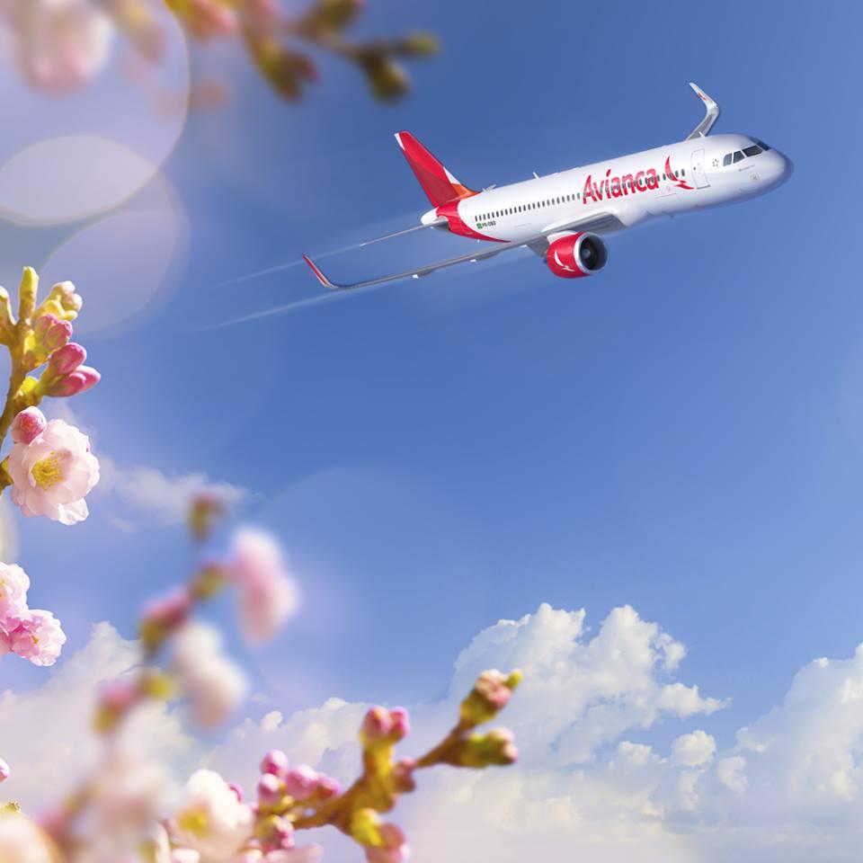 Avianca Brasil inicia a venda das passagens dos voos sem escalas de Recife para Bogotá