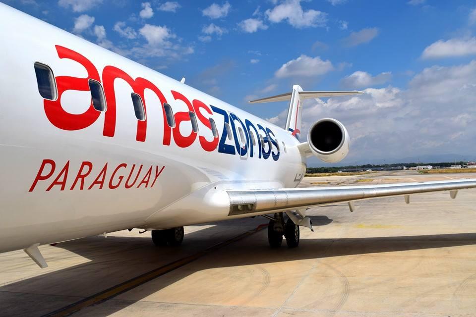Amaszonas já está vendendo as passagens dos voos de Campinas, Galeão, Curitiba, Porto Alegre e Campo Grande