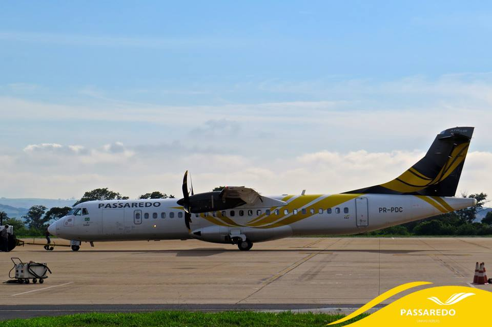 Exclusivo! Passaredo suspende a venda das passagens dos voos de seis rotas